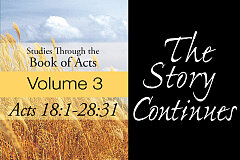 Acts Volume 3 - The Story Continues (CD Set)