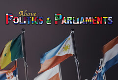 Above Politics and Parliaments Series (CD Set)