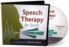 Speech Therapy for Saints (CD Set)