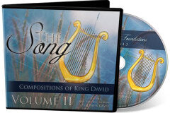 The Song: Compositions of King David, Volume 2 (CD Set)