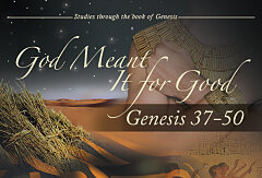 Genesis Volume 3: God Meant it for Good (Study Guide)
