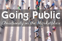 Going Public: Christianity in the Marketplace (CD Set)