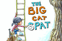 The Big Cat Spat (a fable)