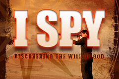 I Spy: Discovering the Will of God (Booklet)