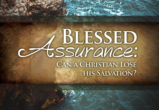 blessed assurance web 2020