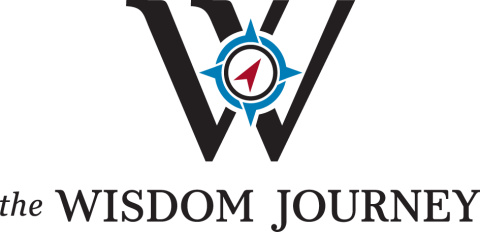 logo wisdom journey color blk