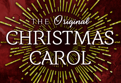 The Original Christmas Carol (Hardback)