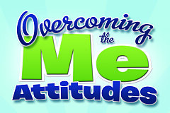 Overcoming The Me Attitudes (CD Set)
